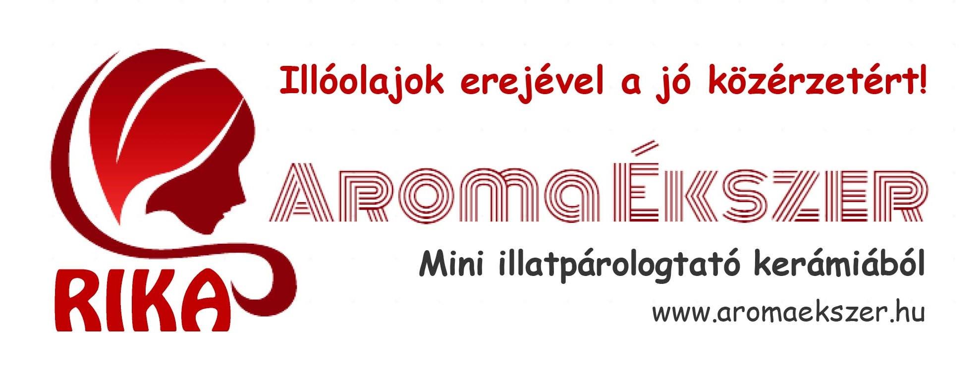 RIKA AromaÉkszer - Mini illatpárologtató kerámiából