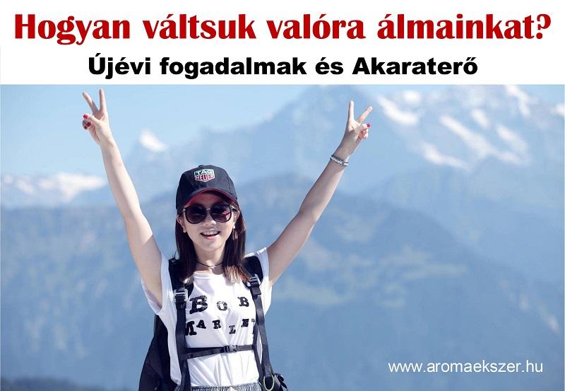 Hogyan váltsuk valóra álmainkat - www.aromaekszer.hu