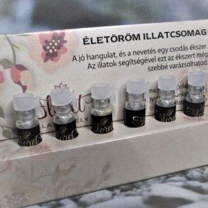 Életöröm illatcsomag - www.aromaekszer.hu