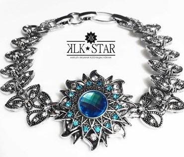 KLK*STAR patent ékszer