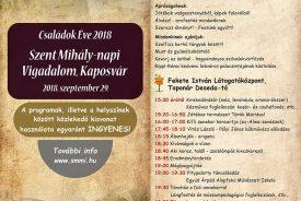 Szent Mihály-napi Vigalom Kaposvár - program