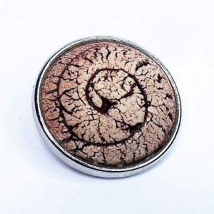 Barna spirál aromapatent - www.aromaekszer.hu