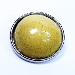 Sárga mázas kerámiapatent - www.aromaekszer.hu