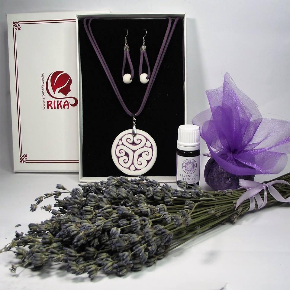 Gyógyító illatok & AromaÉkszer